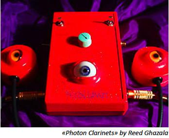 Синтезатор какпроизведение искусства. Изображение № 10.