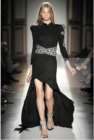 Top-10 SS09 collections (Paris FW) поверсии Style. com. Изображение № 50.
