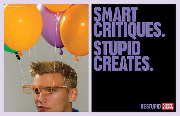 Кампания Be Stupid. Изображение № 34.