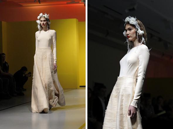 Изображение 14. Lena Vasilyeva FW 2011: готовое платье.. Изображение № 14.