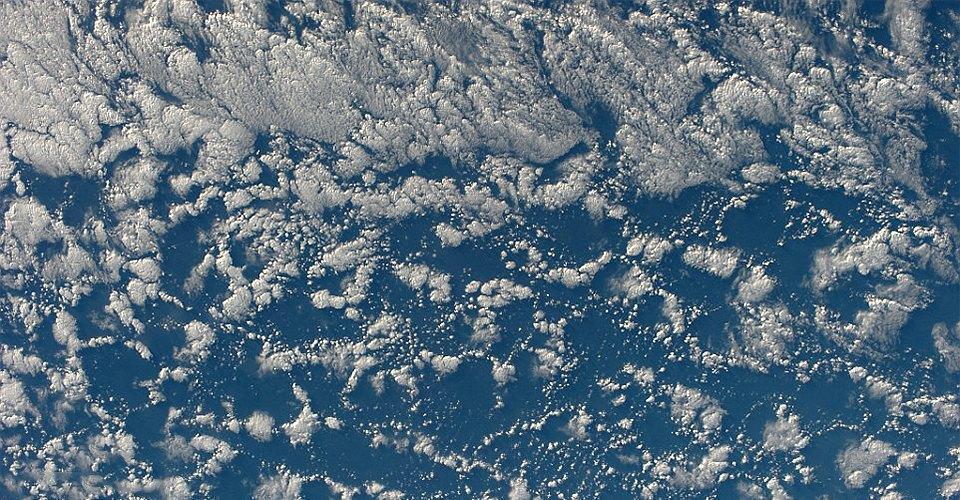 Облака из космоса: Какой видят Землю космонавты МКС. Изображение № 5.