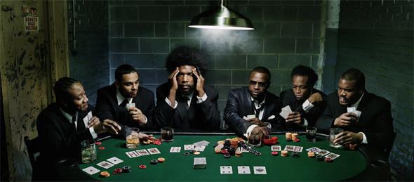 The Roots и John Legend запишут альбом каверов. Изображение № 1.