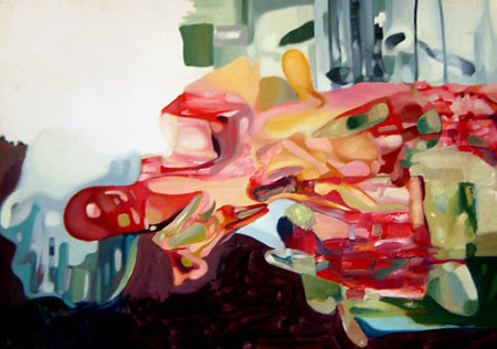 Точка, точка, запятая: 10 современных абстракционистов. Изображение № 83.