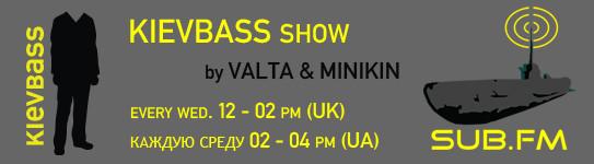 Valta & Minikin – KIEVBASS Show @ SUB. Fm22. 07. 2009. Изображение № 1.