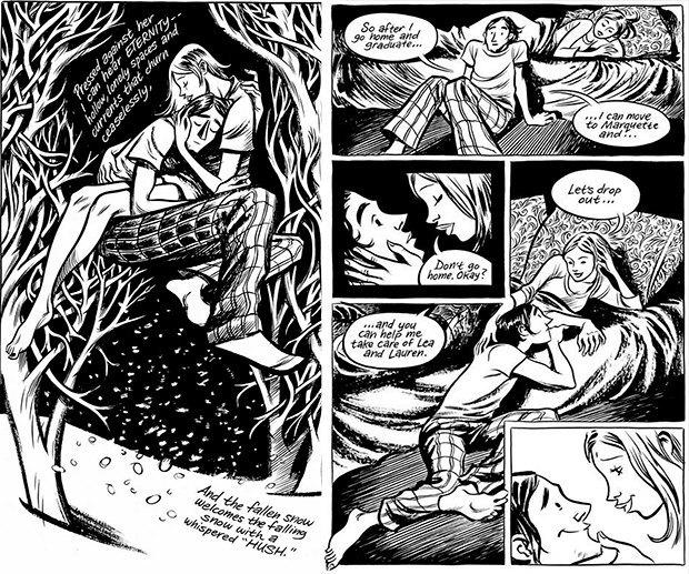 5 лучших аутсайдерских комиксов. Изображение № 8.