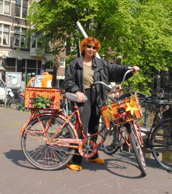 Голландцы иих велосипеды. Изображение № 3.