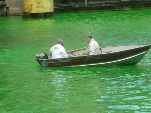 Изумрудные воды Чикаго. Изображение № 7.