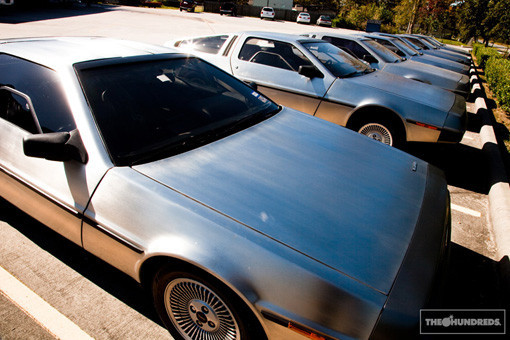 DeLorean. Автомобиль-легенда. Часть 1. Изображение № 3.