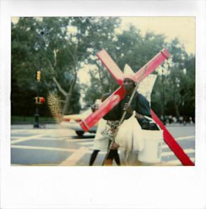 20 фотоальбомов со снимками «Полароид». Изображение №140.