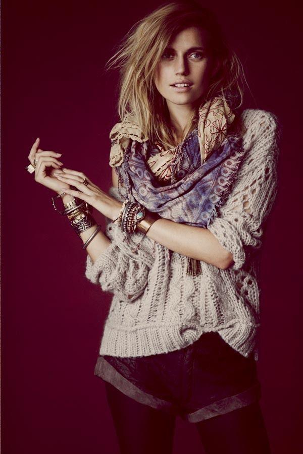 Вышли новые лукбуки Zara, Free People, Mango и других марок. Изображение № 9.