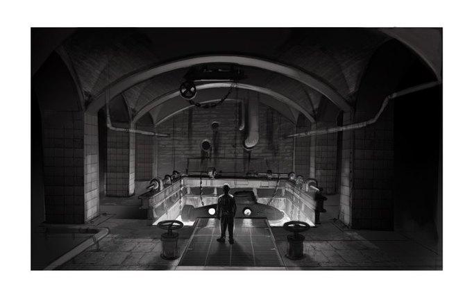 Опубликованы концепт-арты экранизации Bioshock. Изображение № 13.