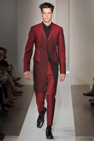 Неделя мужской моды в Милане: День 1. Изображение № 27.