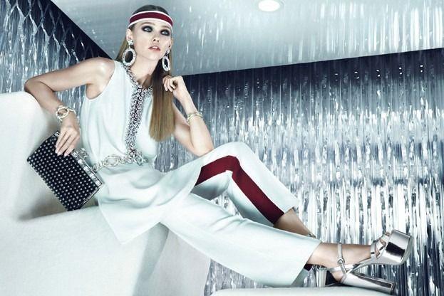 Вышли кампании Dior, Prada, Louis Vuitton и других марок. Изображение № 6.