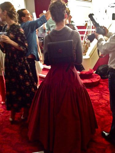 Дневник модели: Показы недели моды Haute Couture. Изображение № 83.