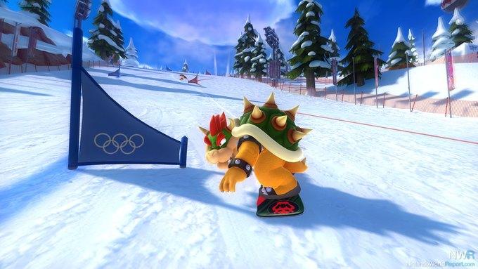 В видеоигре о Сочи-2014 появятся Марио и Соник. Изображение № 2.