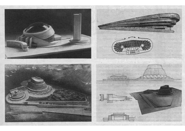 Арт-альбомы недели: 10 книг об утопической архитектуре. Изображение № 146.