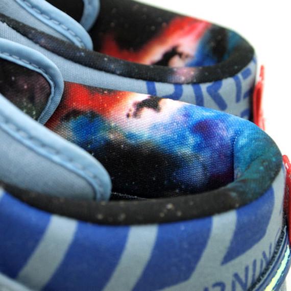 Nike Dunk High Premium QS All-Star 2012 Pack. Изображение № 2.