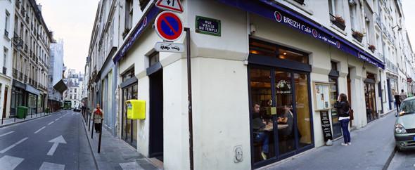 Изображение 24. Парижские кафе.. Изображение № 26.