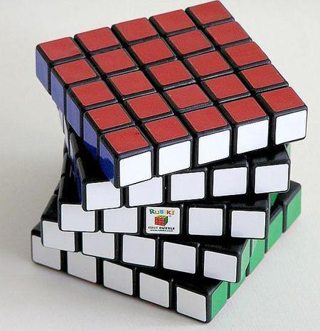 Кубику Рубику исполнилось 25 лет. Изображение № 4.