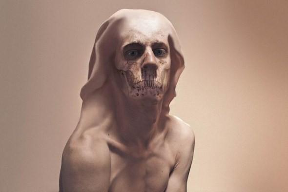 Странные метаморфозы человеческого тела от Джонатана Дюкри. Изображение № 2.