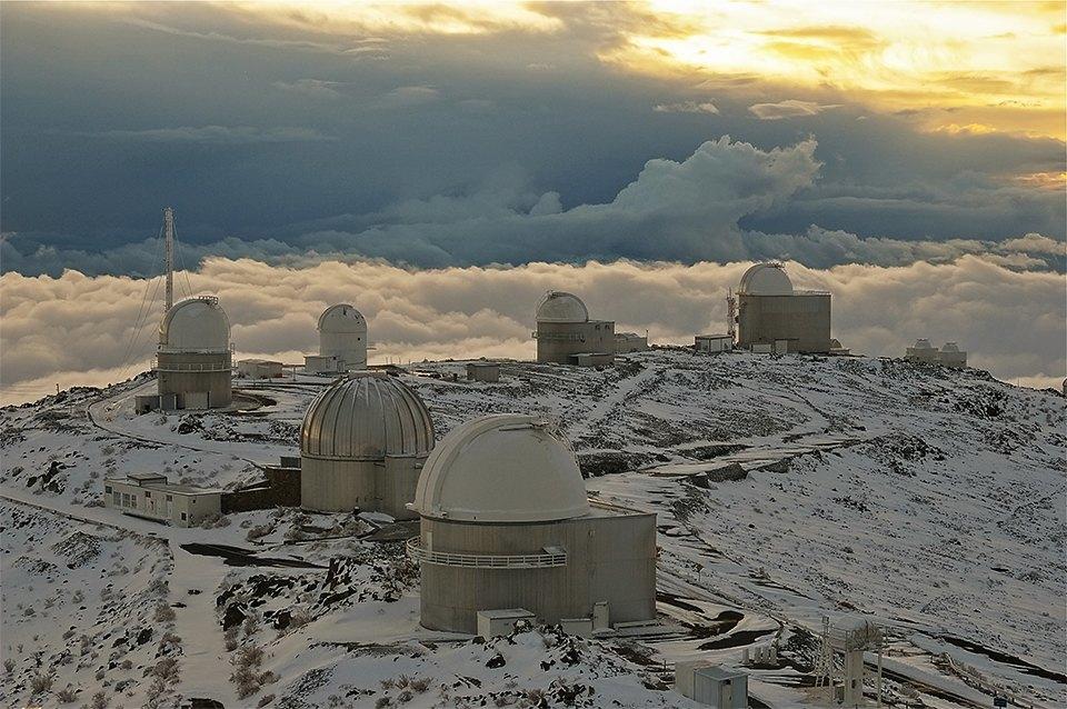 Фотографии лучших обсерваторий мира . Изображение № 15.