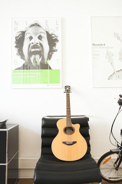 Рабочее место: Юстус Ойлер, арт-директор дизайн-студии Pentagram в Берлине. Изображение № 25.