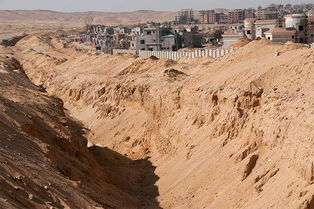 Как выглядит борьба человека и пустыни . Изображение № 1.