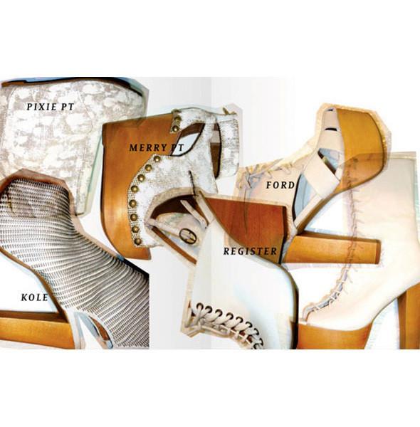 Изображение 49. Лукбуки обуви: Jeffrey Campbell, Modern Vintage и Solestruck.. Изображение № 9.