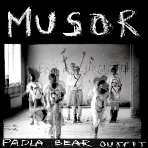 Padla Bear Outfit «Musor. Live and Rarities». Изображение № 3.