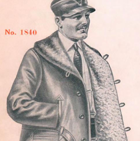 Краткая иллюстрированная история бренда Spiewak. Изображение № 5.