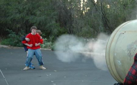 Дымовое ружье. Изображение № 4.