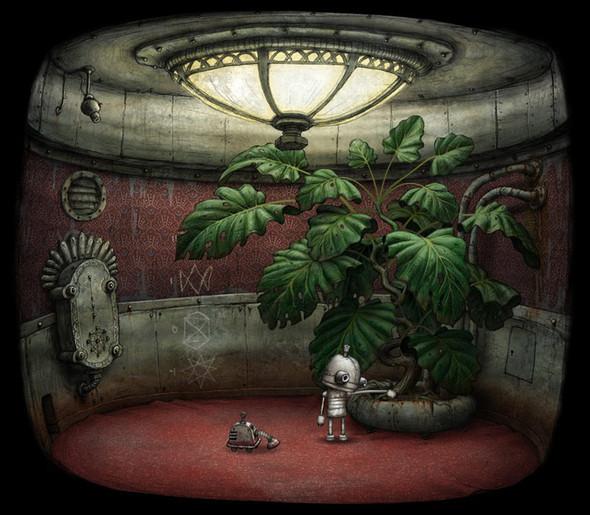 «Machinarium». Изображение № 12.