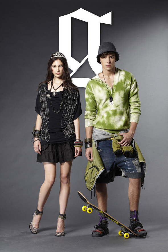 Изображение 53. Лукбуки: Asos, Burberry Black Label, Urban Outfitters и другие.. Изображение № 56.