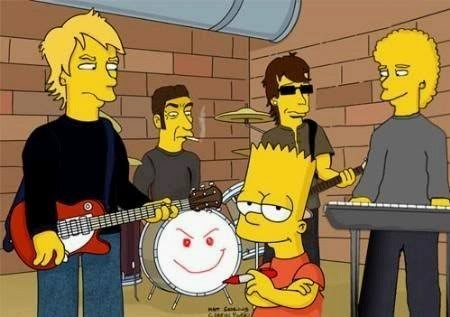 Bands to watch in Simpsons. Изображение № 22.