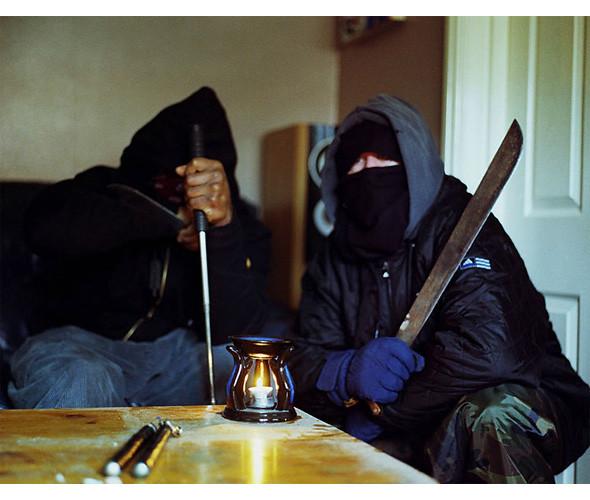 Преступления и проступки: Криминал глазами фотографов-инсайдеров. Изображение № 99.