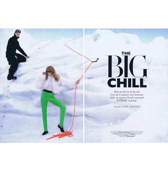 5 новых съемок: Harper's Bazaar, i-D, Numero и другие. Изображение № 1.