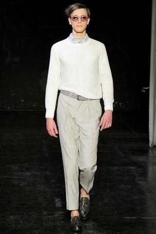Неделя мужской моды в Париже: День 1. Изображение № 12.