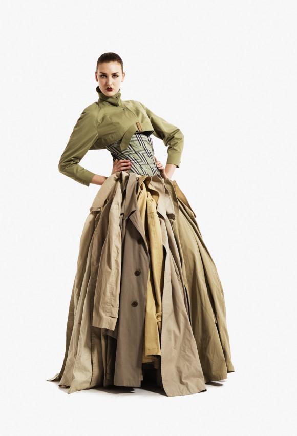 Одежда из мусора от Gary Harvey. Изображение № 4.
