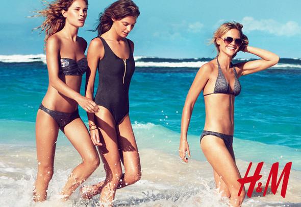 Новая рекламная кампания H&M. Изображение № 5.
