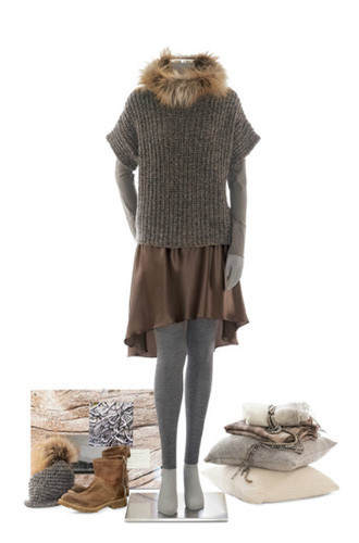 Brunello Cucinelli: лукбук осень-зима 2011/2012. Изображение № 48.