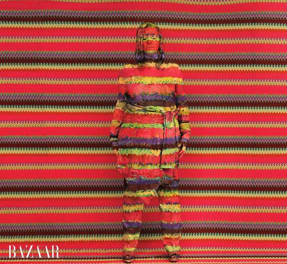 Съёмка: Дизайнеры для Harper's Bazaar. Изображение № 1.