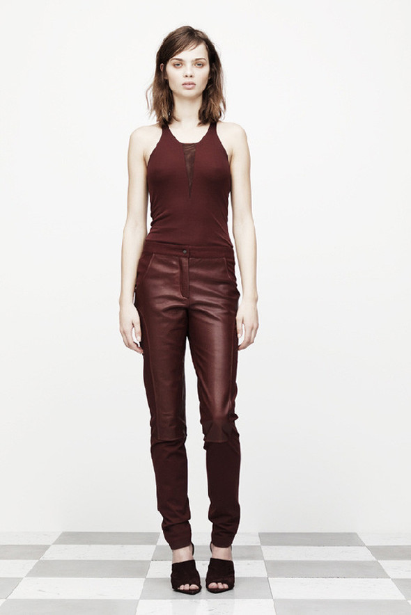 Лукбук: T by Alexander Wang Pre-Fall 2012. Изображение № 8.