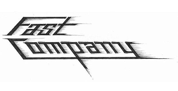 Лого известных брендов переделали в стиле блэк-метал. Изображение № 10.