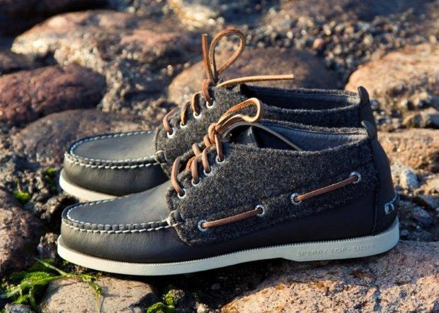Ботинки Chukka от Sperry Top-Sider. Изображение № 7.