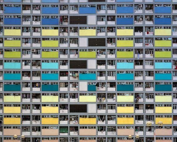 MIchael Wolf- бесконечные окна Гонконга. Изображение № 7.