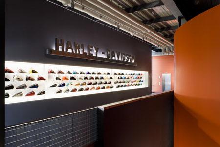 Музей Harley-Davidson вМилуоки. Изображение № 13.