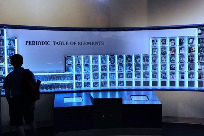 Учёные подтвердили синтез нового элемента таблицы Менделеева. Изображение № 1.
