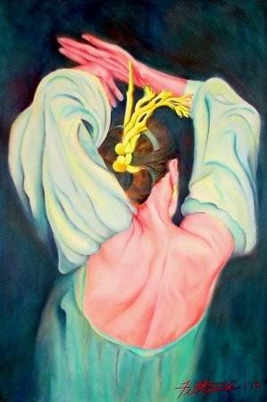 Lisa Fittipaldi - слепой художник. Изображение № 12.