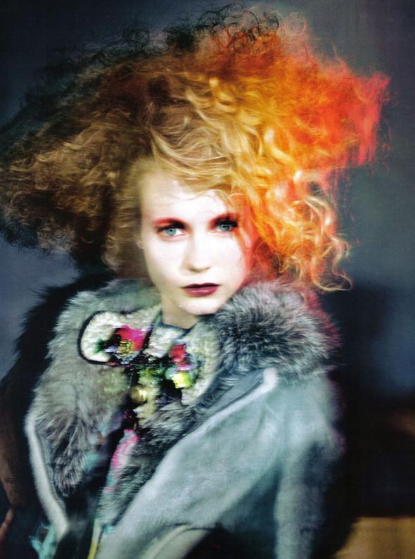 Vogue Beauty Italia – November 2009 – Beauty Supplement. Изображение № 5.