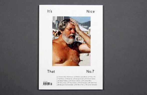 Новый номер журнала It's Nice That. Осень 2011. Изображение № 5.